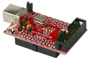 LPC2148 Header Board