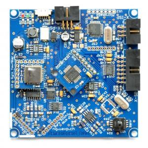 Sensor-Board vorne